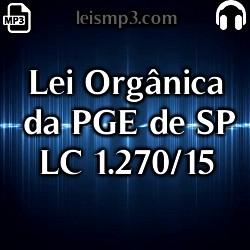 Lei Orgânica da PGE de SP