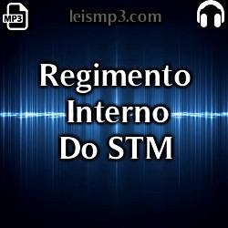 Regimento Interno do STM